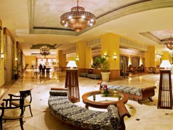 Iberostar Rose Hall Beach Montego Bay Jamaica - Lobby