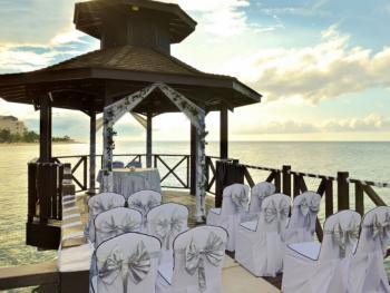 Iberostar Rose Hall Beach Montego Bay Jamaica - wedding