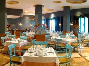 Iberostar Rose Hall Beach Montego Bay Jamaica - restaurants