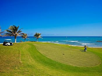 Iberostar Rose Hall Beach Montego Bay Jamaica -Golf