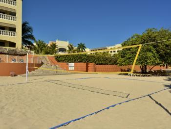 Iberostar Rose Hall Beach Montego Bay Jamaica - Beach Volleyball