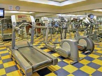 Iberostar Rose Hall Beach Montego Bay Jamaica - Fitness Center