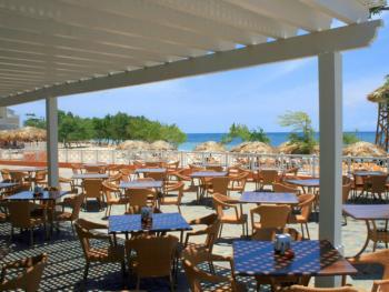 Iberostar Rose Hall Beach Montego Bay Jamaica - Deep Blue Snack