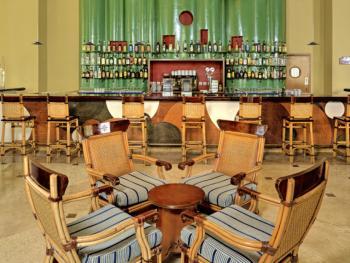 Iberostar Rose Hall Beach Montego Bay Jamaica - The Lobby Bar