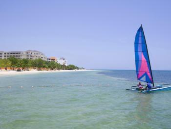Iberostar Rose Hall Beach Montego Bay Jamaica - Sailing
