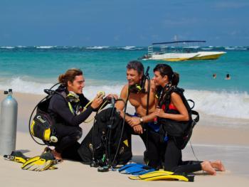 Iberostar Rose Hall Beach Montego Bay Jamaica - Scuba