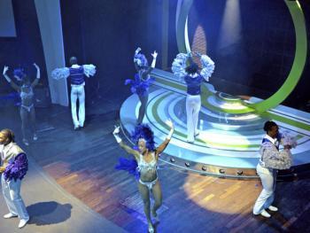 Iberostar Rose Hall Beach Montego Bat Jamaica - Shows