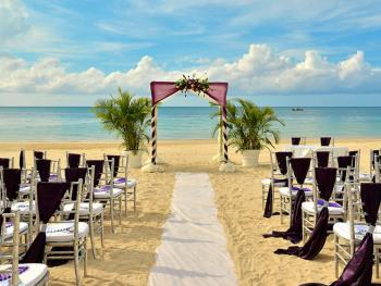 Ibersostar Rose Hall Beach Montego Bay Jamaica - Weddings