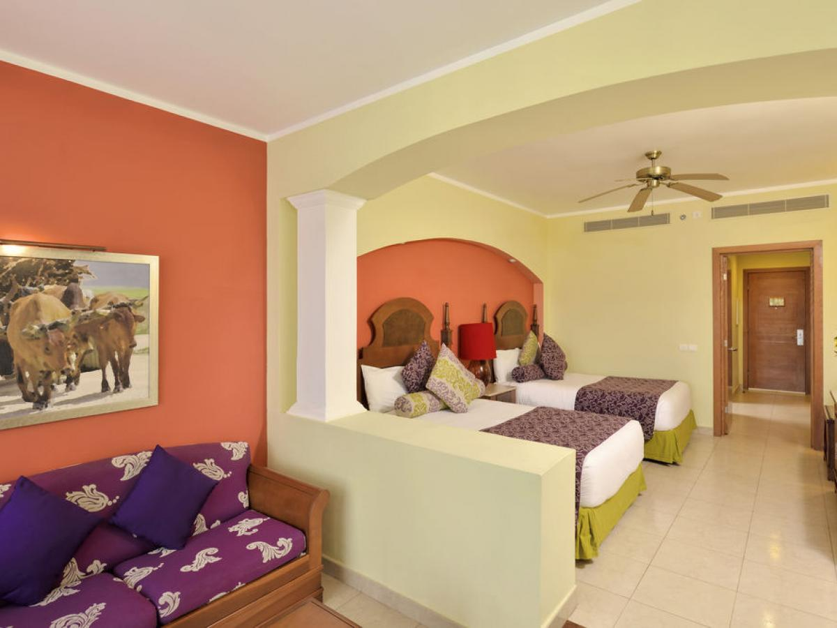Iberostar Rose Hall Suites Montego Bay Jamaica - Family  Junior Suite
