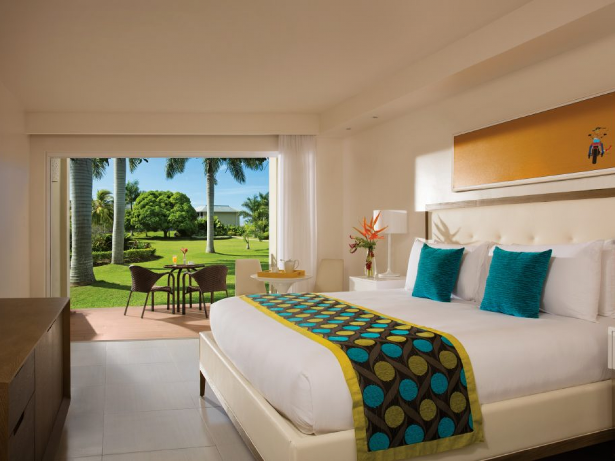 Oasis at sunset Montego Bay Garden View Room King