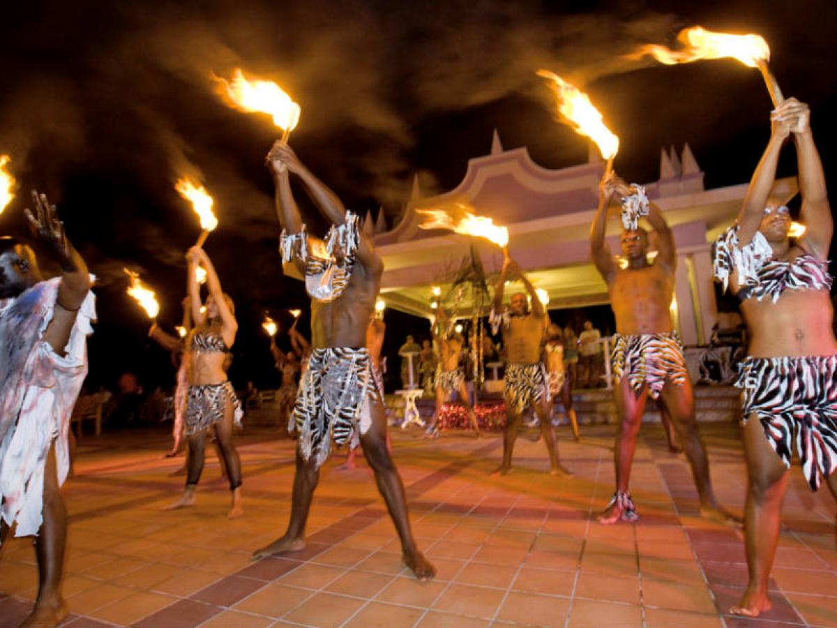 Riu Montego Bay Jamaica - Entertainment
