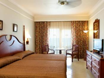 Riu Montego Bay Jamaica - Double Room Run of  House