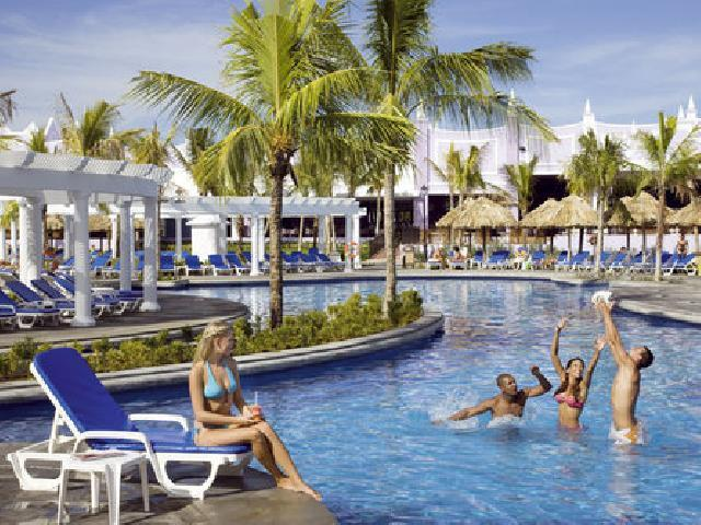 Riu Montego Bay Jamaica - Swimming Pool