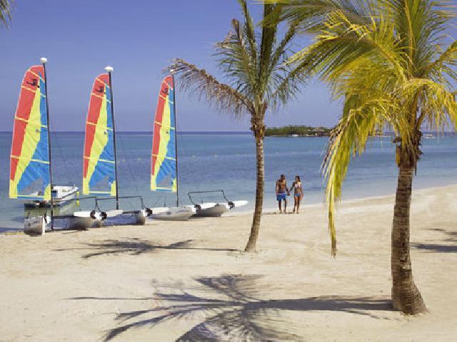Riu Montego Bay Jamaica - Sailing