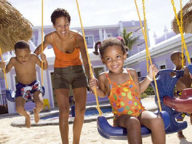 Riu Montego Bay Jamaica - Childrens Mini Club