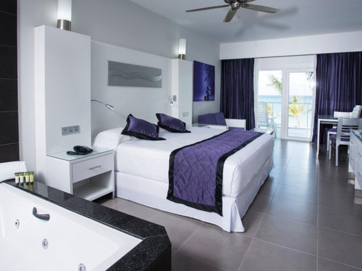 Riu Palace Jamaica Montego Bay - Junior Suite  Jacuzzi Ocean Vie