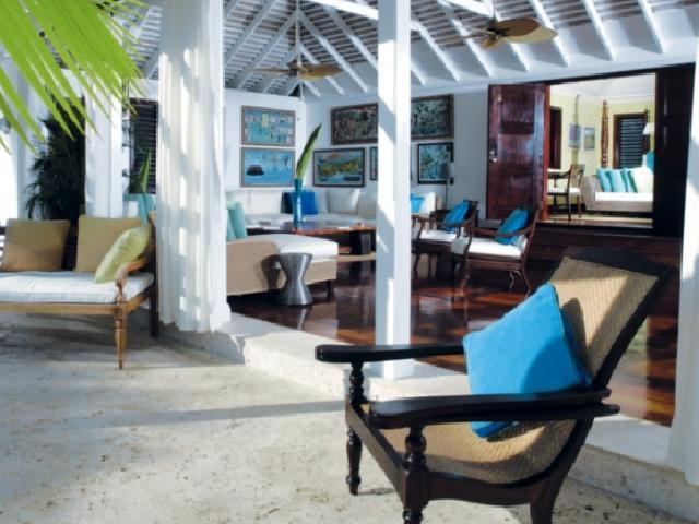 Round Hill Hotel and Villas Resort Montego Bay Jamaica - Deluxe Villa Suite with