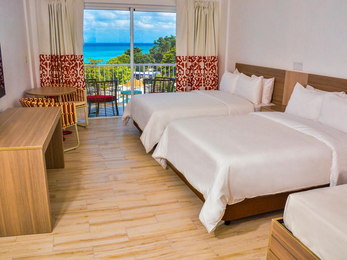 Royal Decameron Cornwall Beach -Ocean View Room