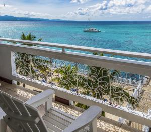 Decameron Montego Bay Jamaica - Oceanview Room Balcony