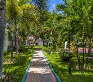 Decameron Montego Bay Jamaica - Resort Walk Way
