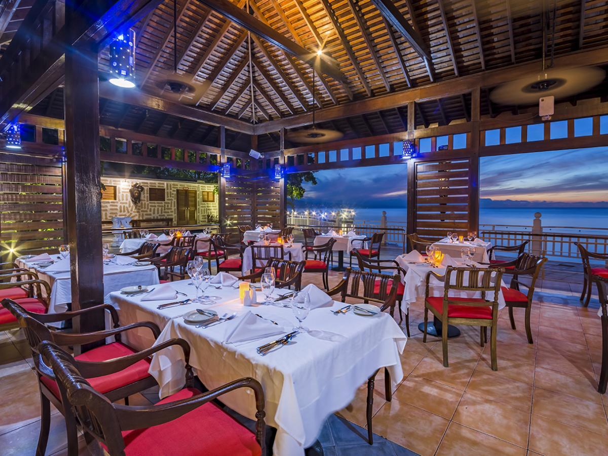 Royal Decameron Montego Bay Jamaica - A La Carte Restaurant
