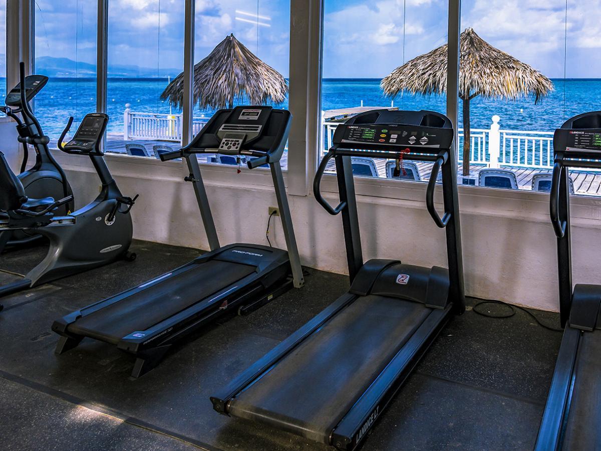 Royal Decameron Montego Bay Jamaica - Gym