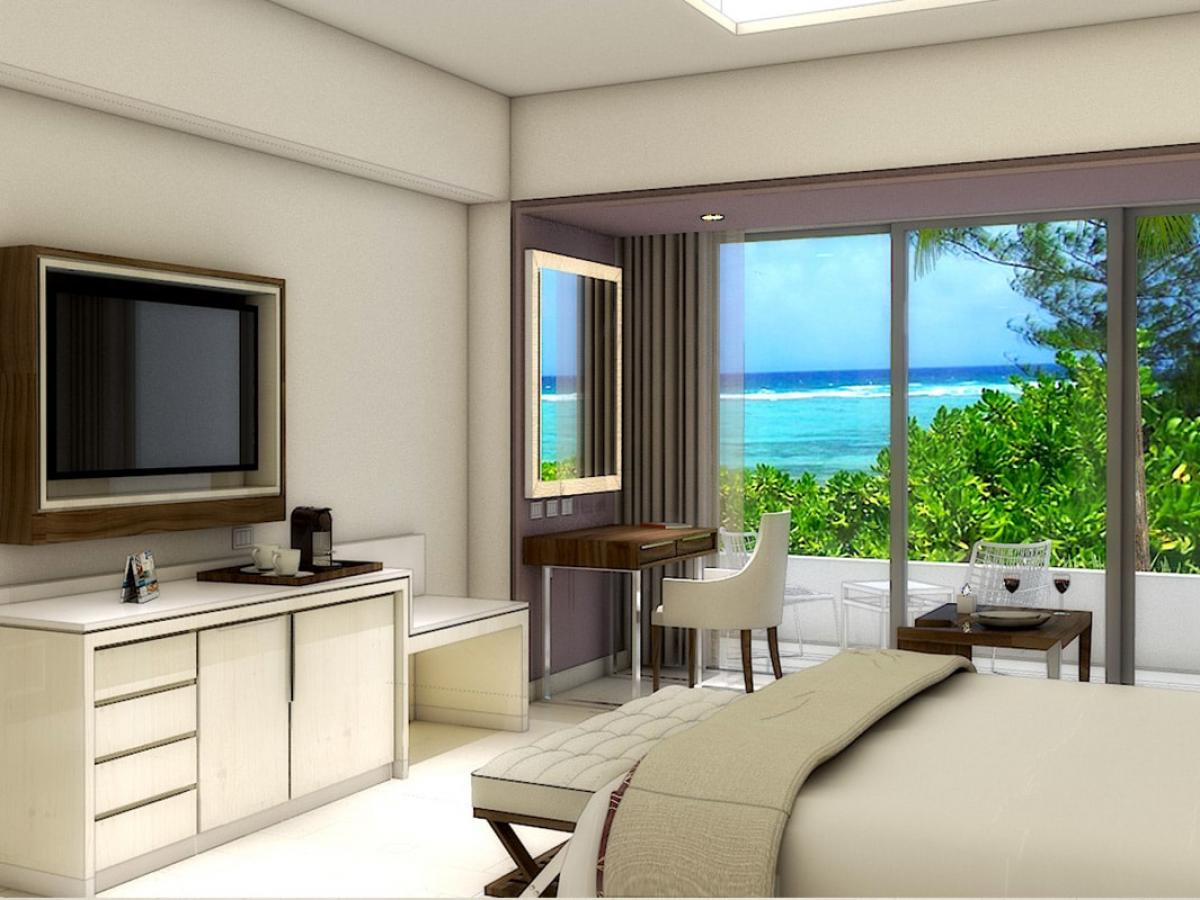 Royalton Blue Waters Luxury Junior Suite Ocean View