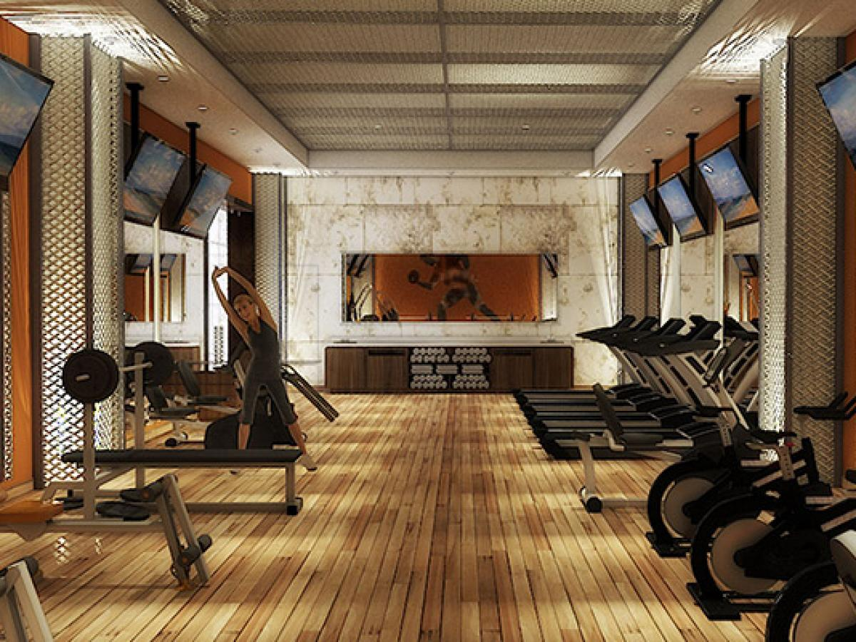 Royalton Blue Waters Montego Bay Jamaica - Fitness Center