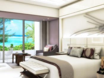 Royalton Blue Waters Montego Bay Jamaica - Luxury Junior Suite C