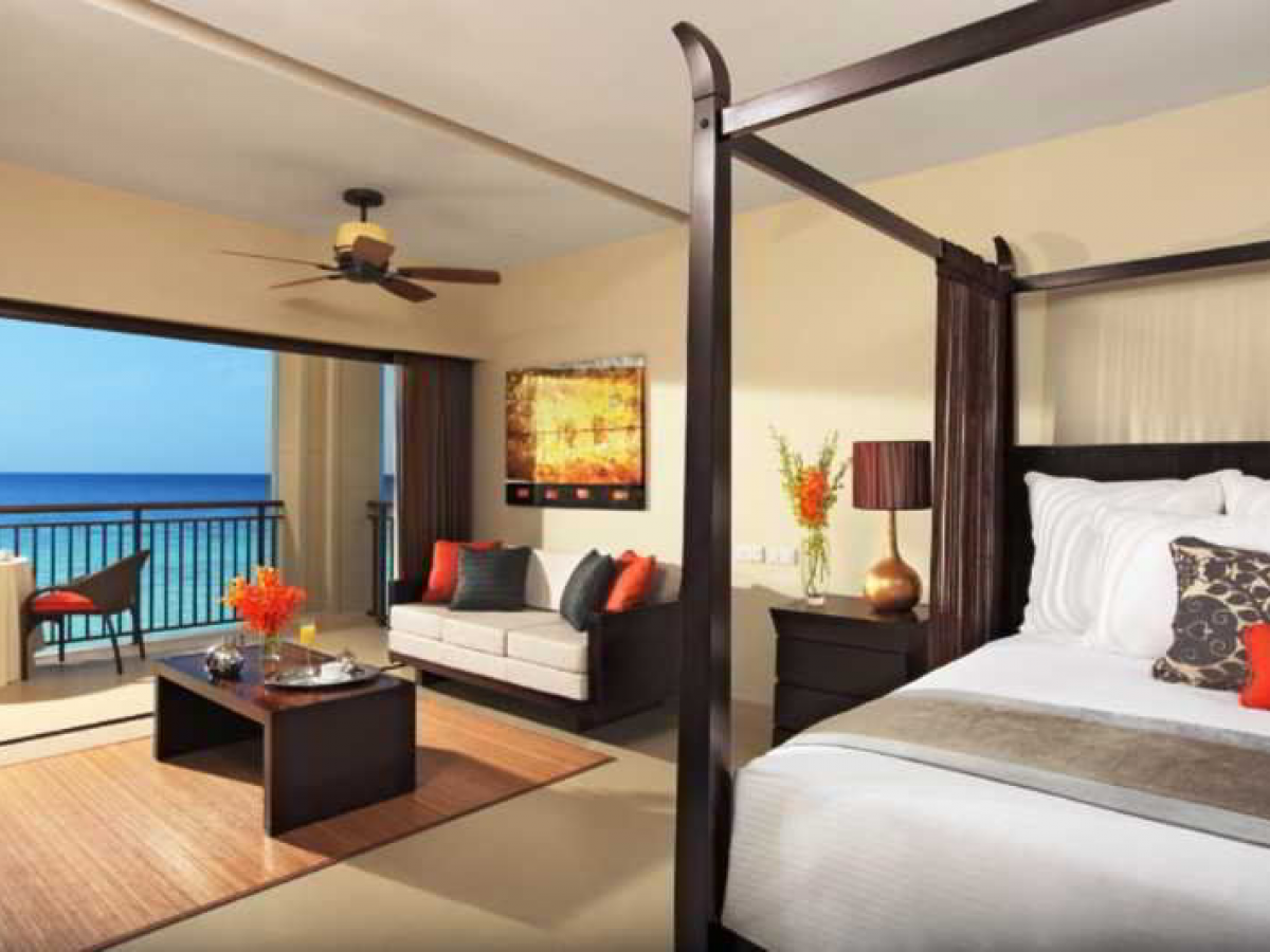 Secrets St James Montego Bay - Junior Suite Ocean View