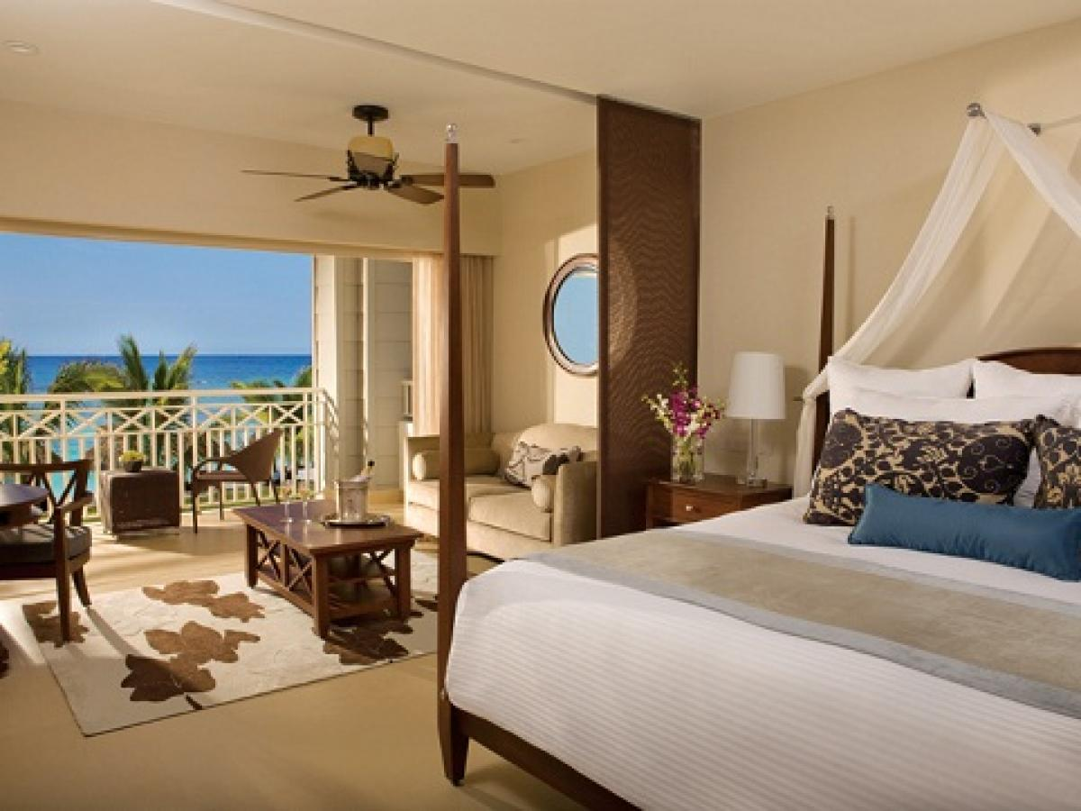 Secrets St. James Montego Bay, Jamaica - Preferred Club Master Suite Ocean Front