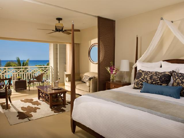 Secrets St. James Montego Bay Jamaica - Junior Suite Ocean View