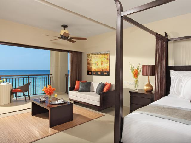 Secrets Wild Orchid Montego Bay Jamaica - Junior Suite Ocean View