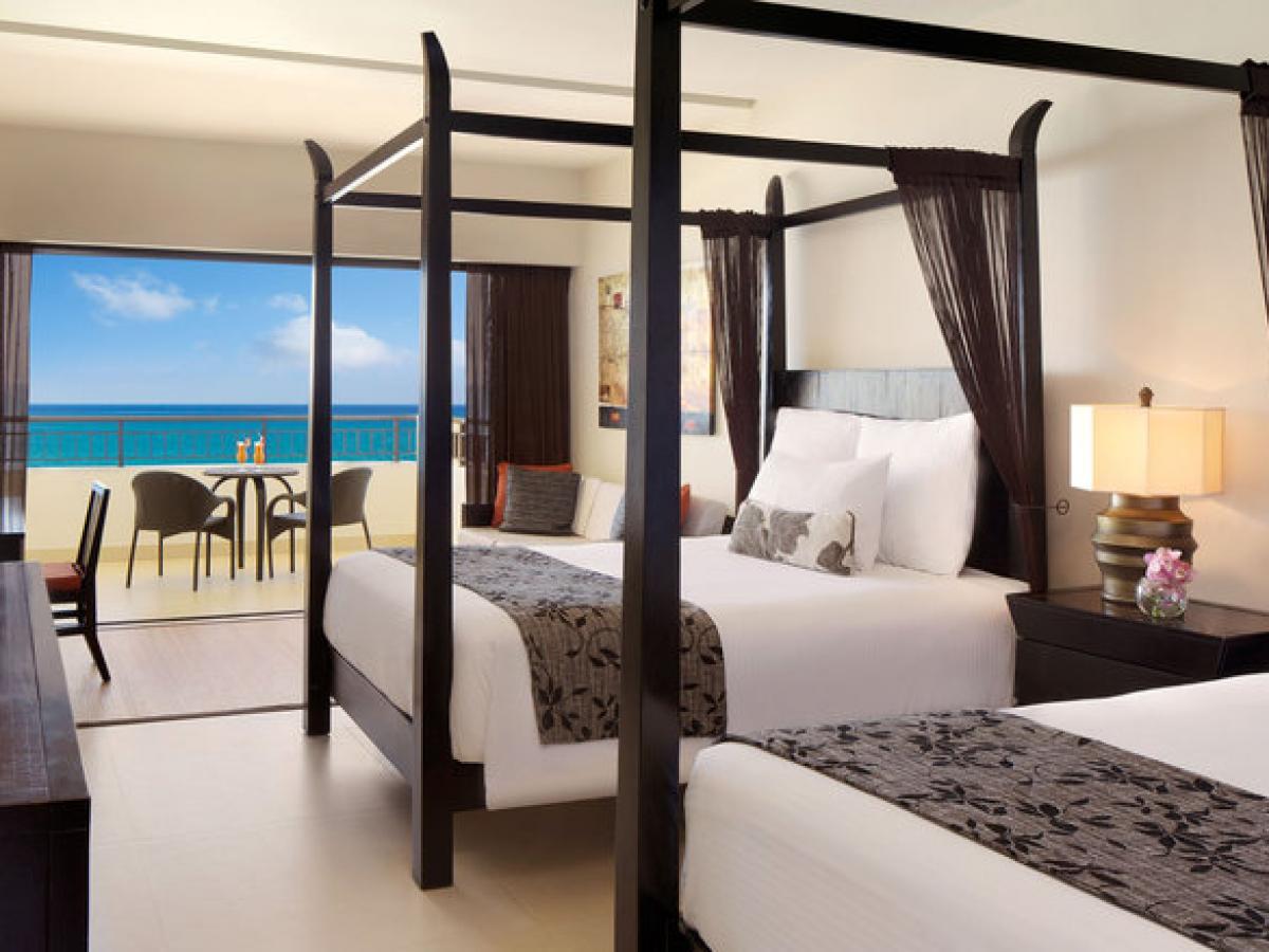 Secrets Wild Orchid Montego Bay Jamaica - Standard Room