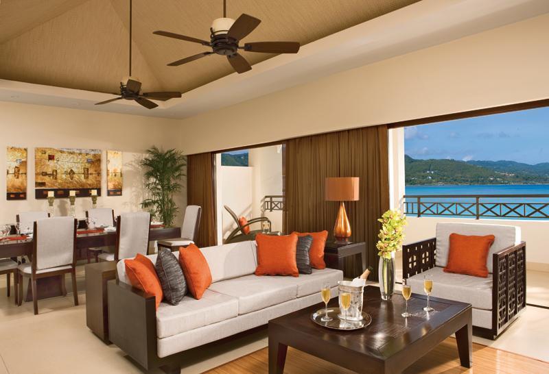 Secrets Wild Orchid Montego Bay Jamaica - Preferred Club Presidential Suite Ocea