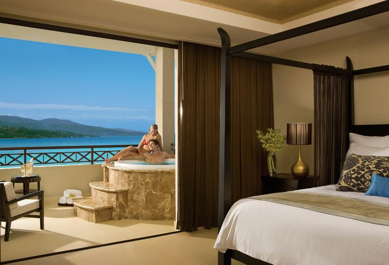 Secrets Wild Orchid Montego Bay Jamaica - Preferred Club Master Suite Ocean Fron