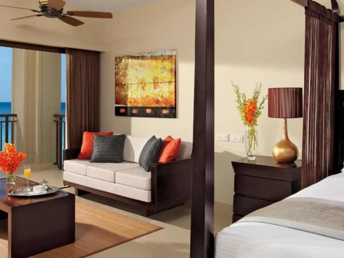 Secrets Wild Orchid Montego Bay Jamaica - Preferred Club Master Suite Swim Out