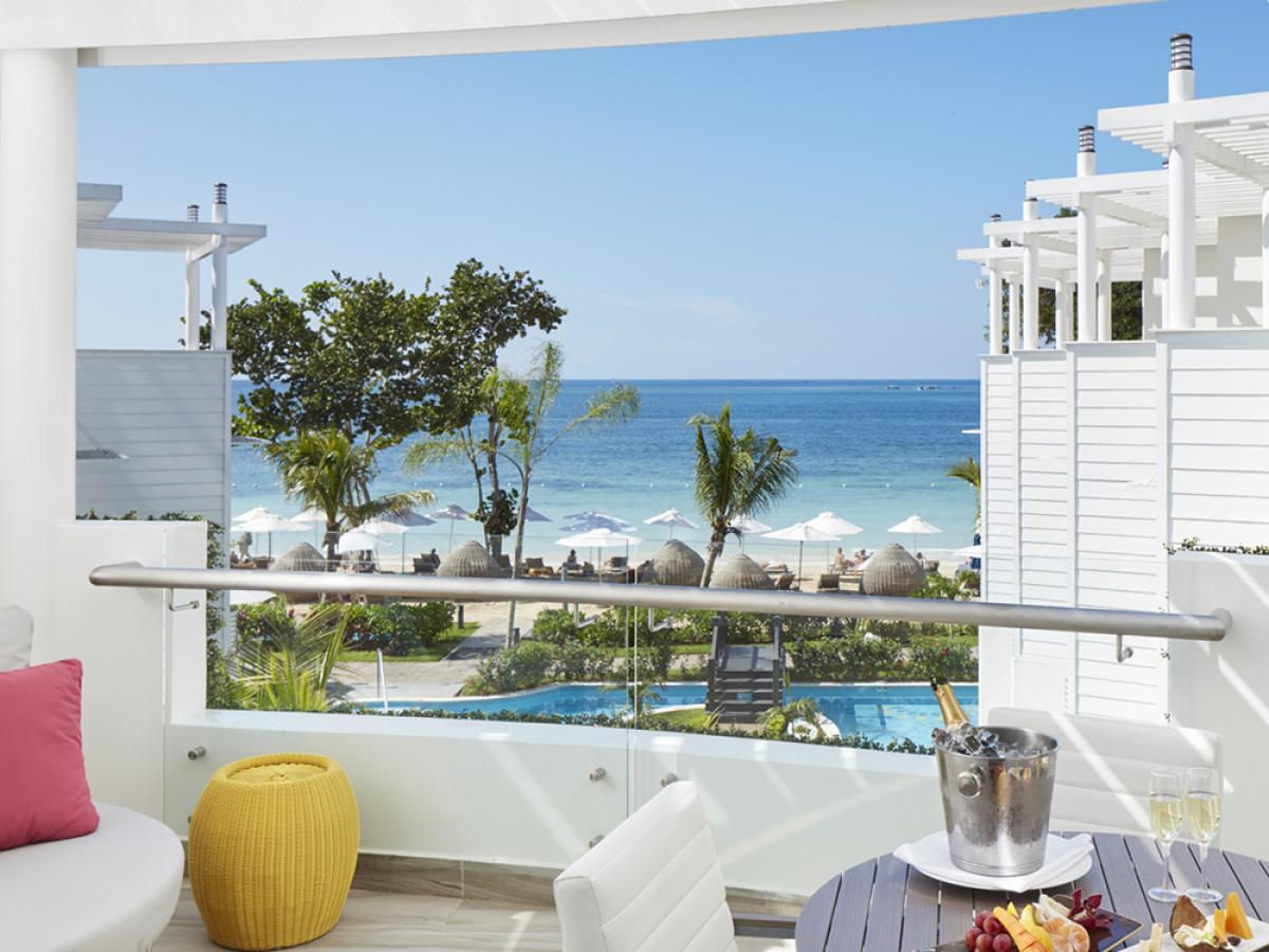 One Bedroom Presidential Ocean View