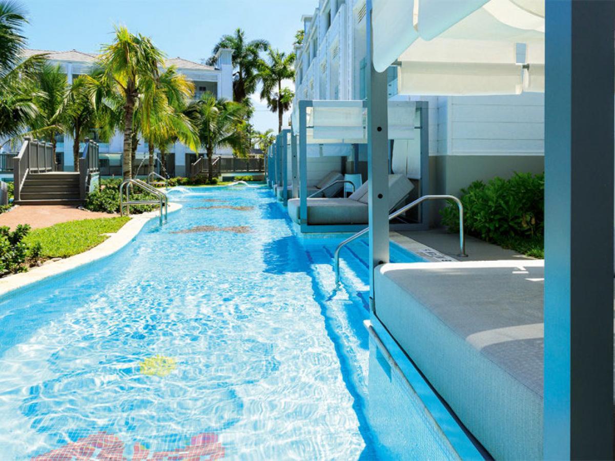 Azul Sensatori Negril Jamaica - Swim Up Suite
