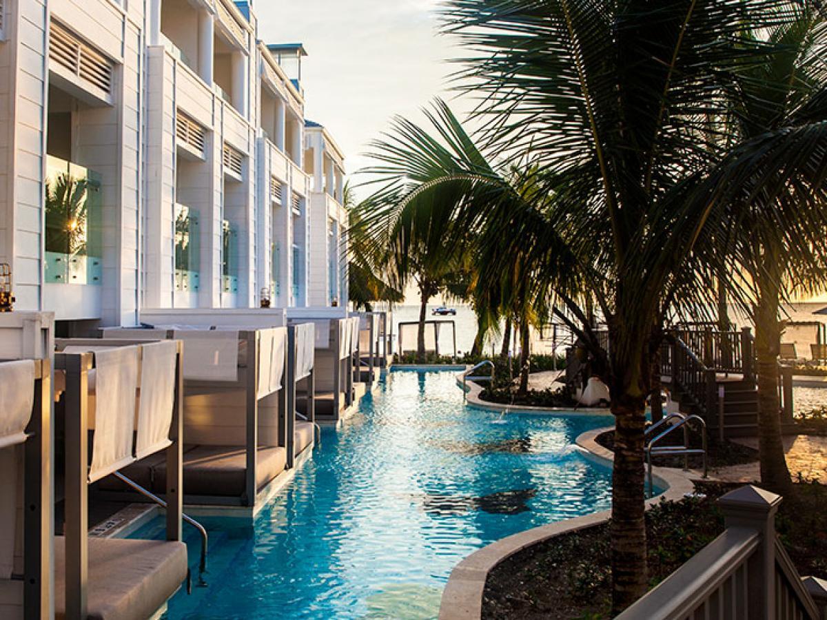 Azul Sensatori Jamaica - Ocean View Deluxe Swim up