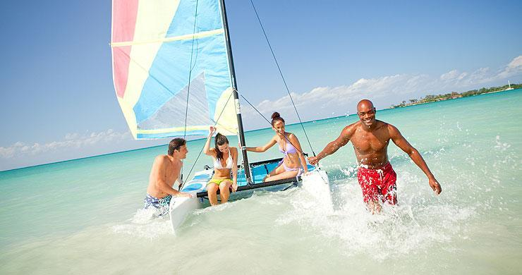 Couples Negril Jamaica - Water Sports