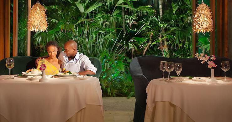 Couples Negril Jamaica - Otaheite Restaurant