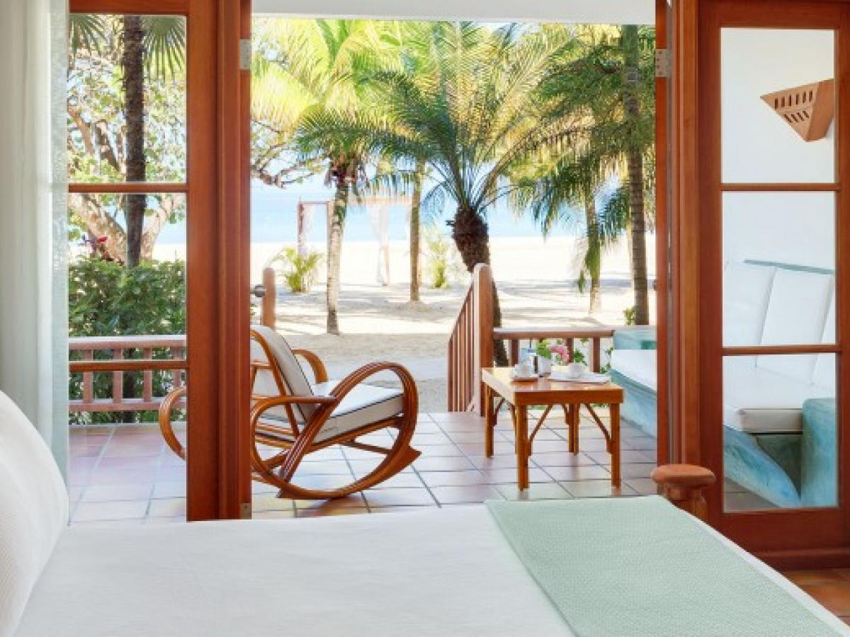 Couples Swept Away Negril Jamaica - Beachfront Verandah Suite