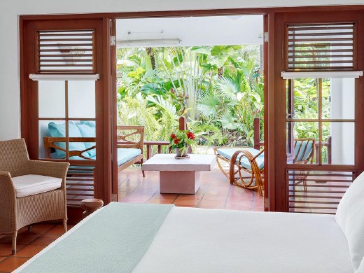 Couples Swept Away Negril Jamaica - Garden Verandah Suite