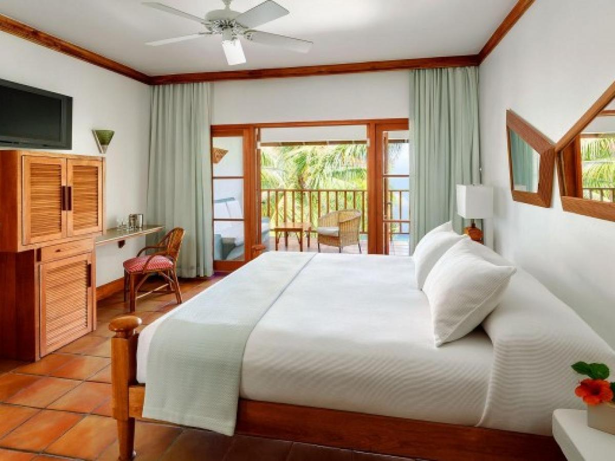 Couples Swept Away Negril Jamaica - Ocean Verandah Suite