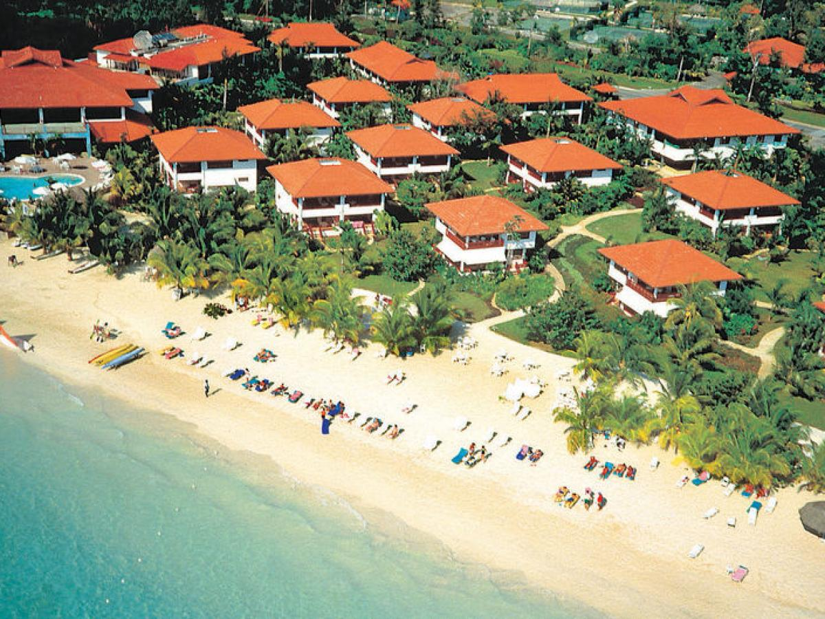 Couples Swept Away Negril Jamaica - Resort