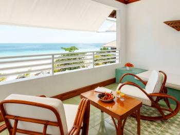 Couples Swept Away Negril Jamaica - Great house Ocean Suite