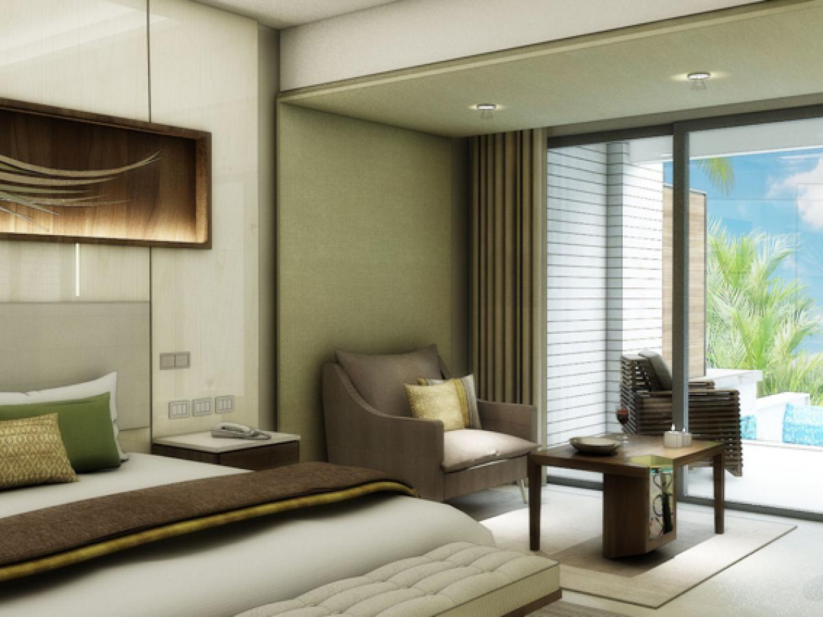 Grand Lido  Negril Jamaica - Presidential One Bedroom Ocean View Suite