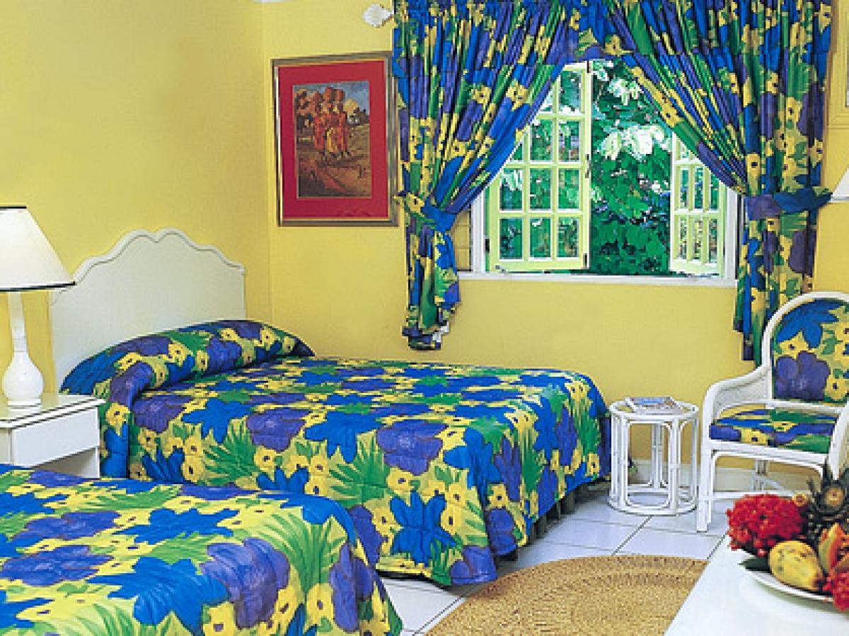 Grand Pineapple Beach Negril Jamaica - Gardenside Manor Room
