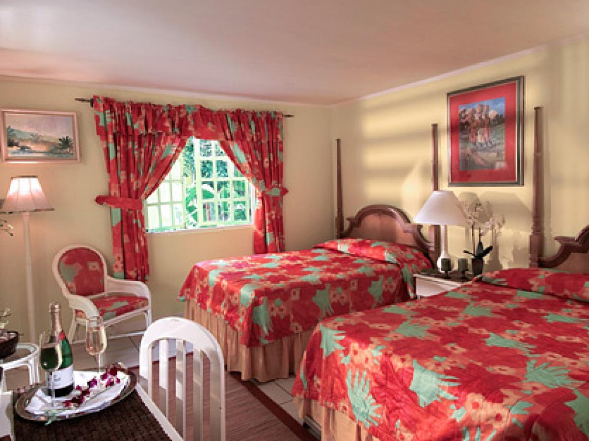 Grand Pineapple Beach Negril Jamaica - Gardenside Cottage